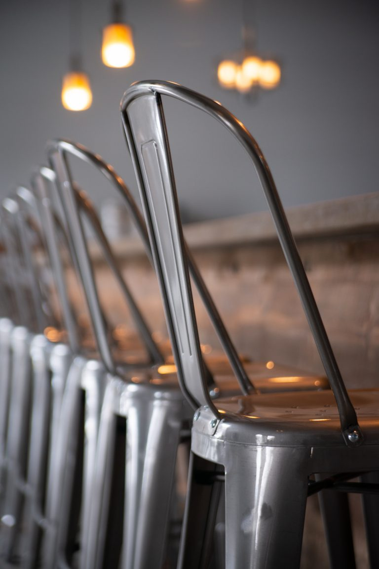 Unified Beerworks chairs